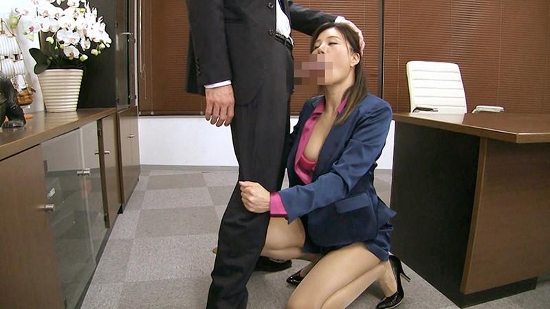 女上司仁美さんの艶やかスーツとツルてろサテンブラウス 不倫部下の逆転レ○プ編 片瀬仁美 7枚目