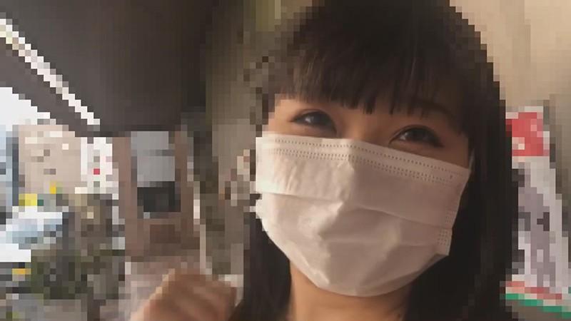 金欠ピンチ!でも顔出しNG!爆乳限定素人娘、マスク条件で緊急事態出演 3名 画像1