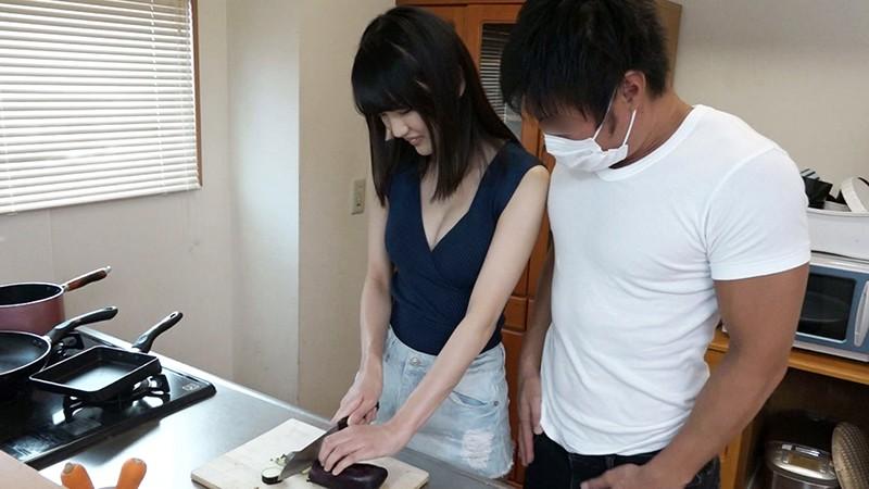 噂の顔出しNG巨乳料理チューバー洋子 ファン参加型☆神乳ヌキヌキクッキング開催4