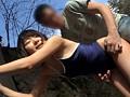 川辺で見つけた日焼けロリィーちゃん 陽木かれん18才