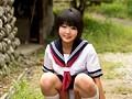ド田舎の川辺で見つけた日焼けロリィーちゃん さちのうた18才