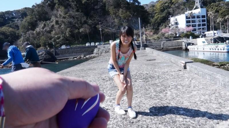 沖縄離島で生まれ育った天真爛漫な健康的褐色美少女が地元でセカンド・ヴァージンデビュー!! 安座間那海 キャプチャー画像 6枚目