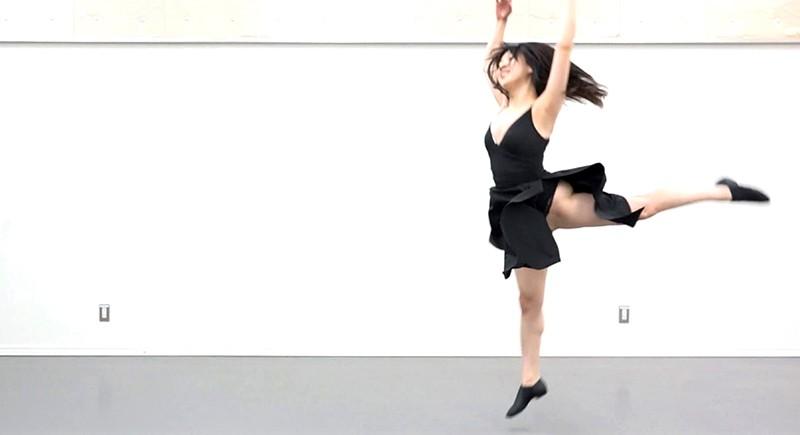 某有名MVに出演歴のある軟体美少女ダンサー、超敏感☆乳首コリコリ乳頭ニョキニョキ☆イキまくりの電撃AVデビュー!美香3