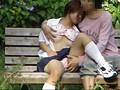 リアル盗撮!夜(昼)の公園で青姦カップルを激撮!!DX 4時...sample10
