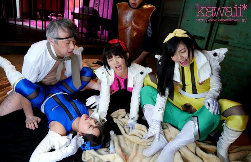 【レズ】 まりりん全作コンプリートだょ☆茉莉花みく8時間special キャプチャー画像 3枚目