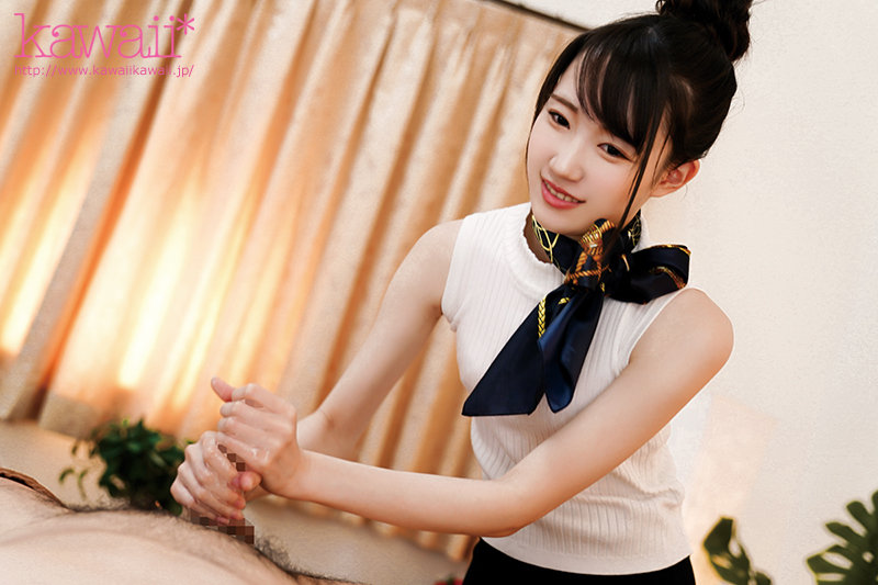 KWBD-306 kawaii * Be the first joint master with a beautiful girl