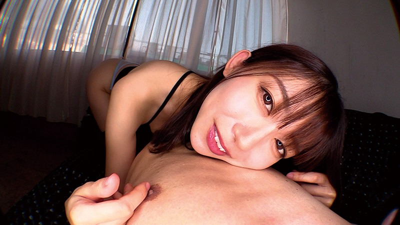 密着しながら淫語で誘惑する痴女お姉さん 西田那津|無料エロ画像14