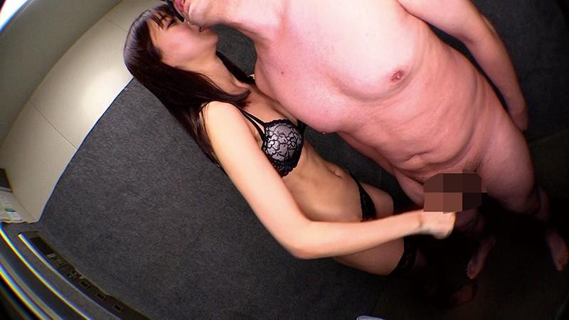 密着しながら淫語で誘惑する痴女お姉さん 西田那津|無料エロ画像9