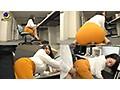 [LULU-03] これは残業中のオフィスでデカ尻女上司の肉感タイトスカート尻に我慢できず毎日尻射した記録映像です。 羽生アリサ