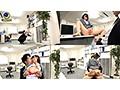 [LULU-060] 深夜の社内で残業中の人妻女上司と2人きり!向かいの席からパンチラしてくるいたずらな美脚上司の誘惑に乗ったら何度もサービス射精させられた。 月乃ルナ