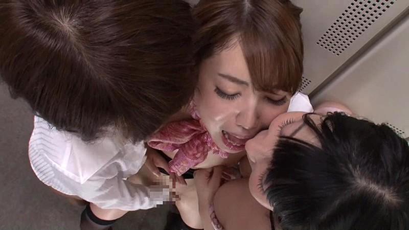 女監督ハルナの女と女の嫉妬 ガチンコトリプルレズバトル 画像9