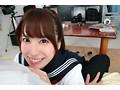 【VR】高画質 初美りん 大好きな先輩を挑発する女子校生、断...sample10