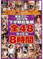 杉本みわ 溜池ゴロー2012年下半期総集編全48タイトル8時間