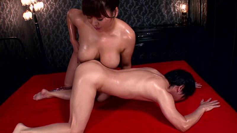 豊満艶肉女神 ~秘密の極淫テクニック~ B:108cmの女 杏美月 サンプル画像 2
