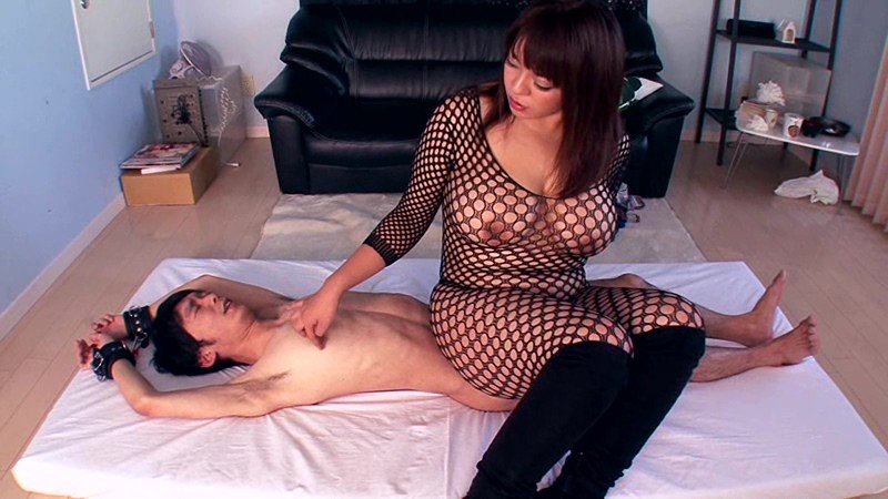 豊満艶肉女神 ~秘密の極淫テクニック~ B:108cmの女 杏美月 サンプル画像 8