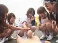 チンポを見たがる女たち11 部活編 美人女教師とブルマ集団sample23