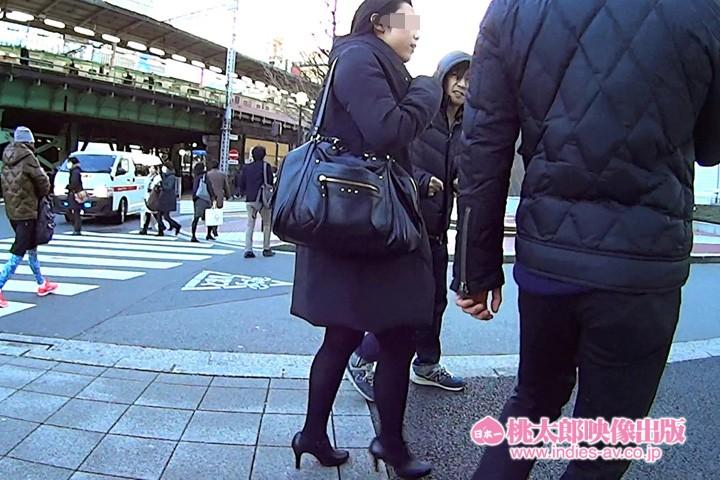 【素人】 ミセスハント No.5 京都&東京の美魔女ナンパ キャプチャー画像 16枚目