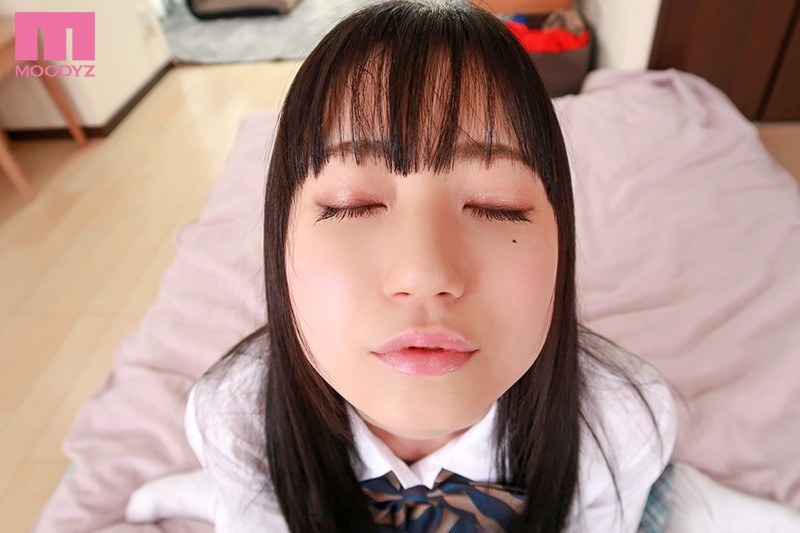 【VR】【あなたのオナニー見せて!】七沢みあの制服パンチラ誘惑VR【精子いっぱい出してくれたらSEXしよっ!】3