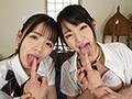 【VR】いいね!メチャカワ☆ダンシングHQVR!! ショート動画...sample5