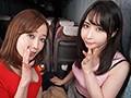 【VR】夜行バスでWサイドからバイノーラル淫語を囁かれ続けて...sample3