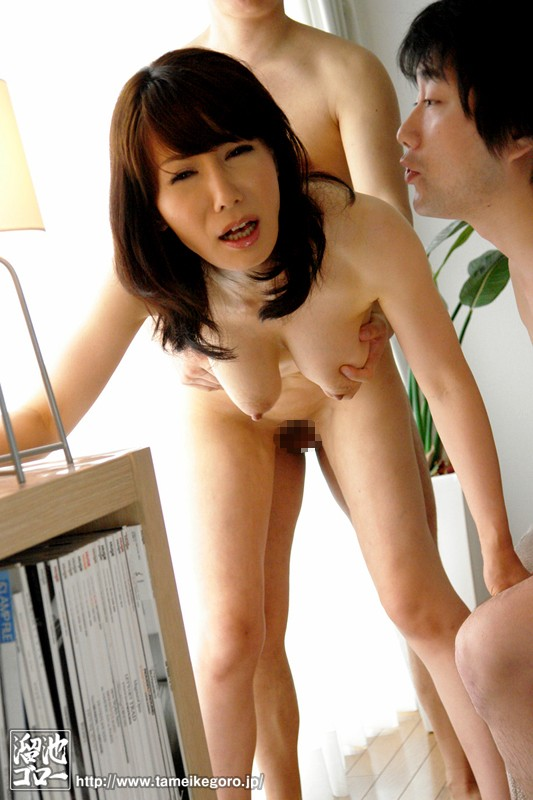 MDYD-723 Studio Tameike Goro - My Friend's Mother Misa Arisawa
