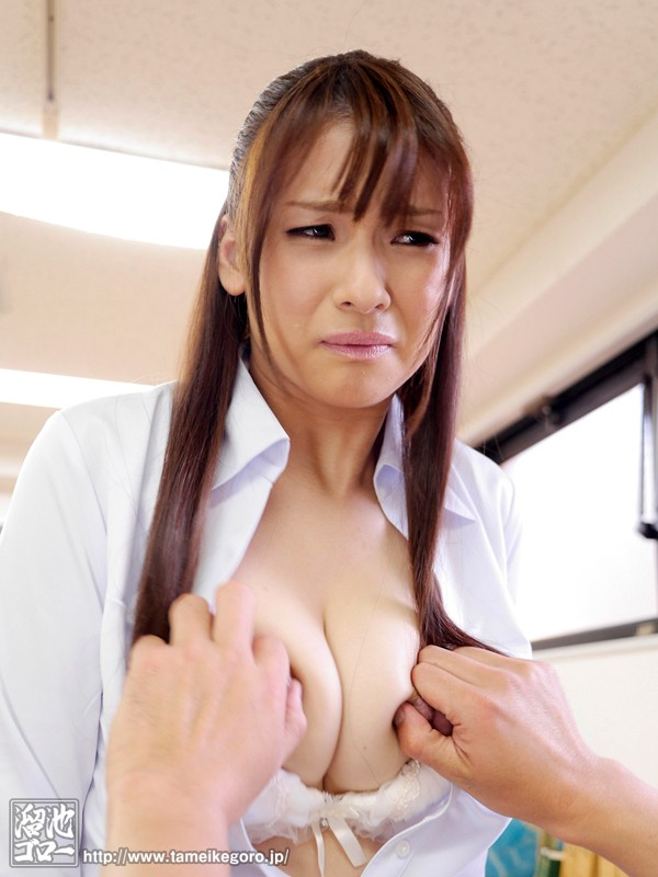 【羞恥】 僕だけの女教師ペット 大場ゆい キャプチャー画像 5枚目