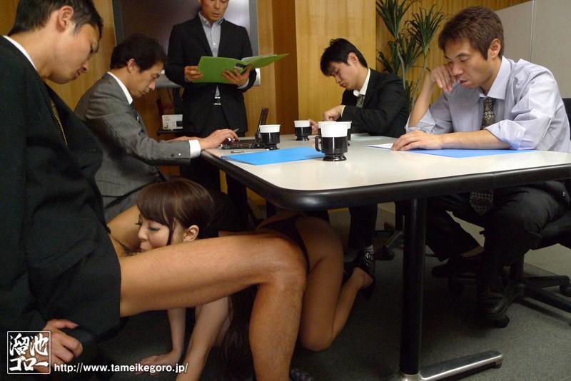 【輪姦】 犯された爆乳女上司 Hitomi-復讐の社畜サービス残業レ×プ- キャプチャー画像 6枚目