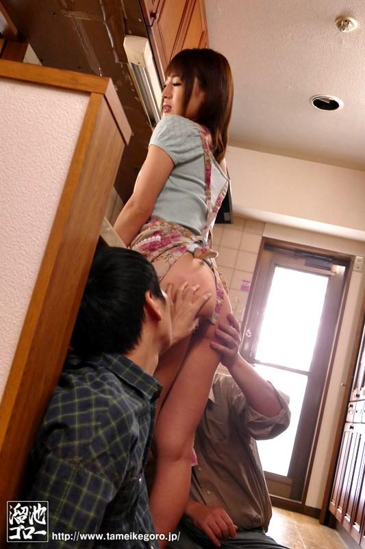【寝取り・寝取られ】 先生の奥さん 本田莉子 キャプチャー画像 2枚目