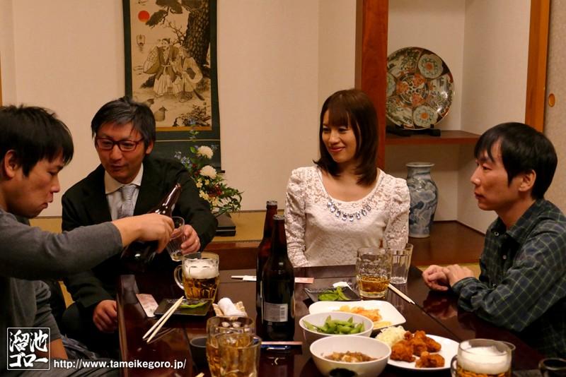 【寝取り・寝取られ】 先生の奥さん 本田莉子 キャプチャー画像 6枚目