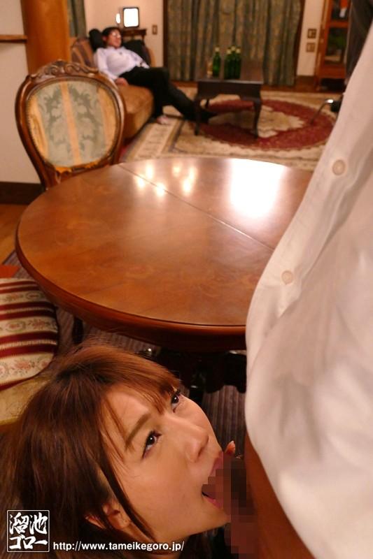 【辱め】 私、実は夫の上司に犯され続けてます… 本田莉子 キャプチャー画像 4枚目