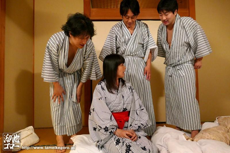 【寝取り・寝取られ】 寝取られいいなり温泉へようこそ 安野由美 キャプチャー画像 8枚目