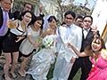 幸せ即堕ち妻 結婚式5日後、祝いの飲み会で妻は同級生に犯さ...sample1