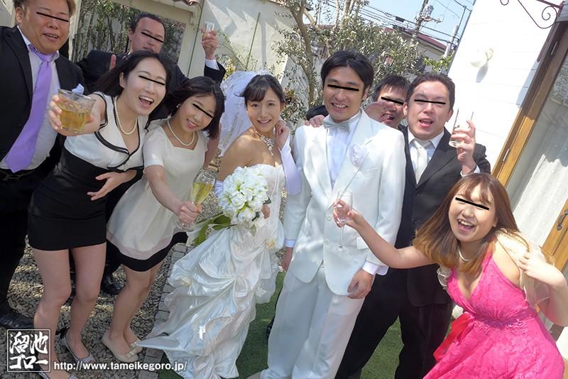 幸せ即堕ち妻 結婚式5日後、祝いの飲み会で妻は同級生に犯●れ続けた… 星奈あい