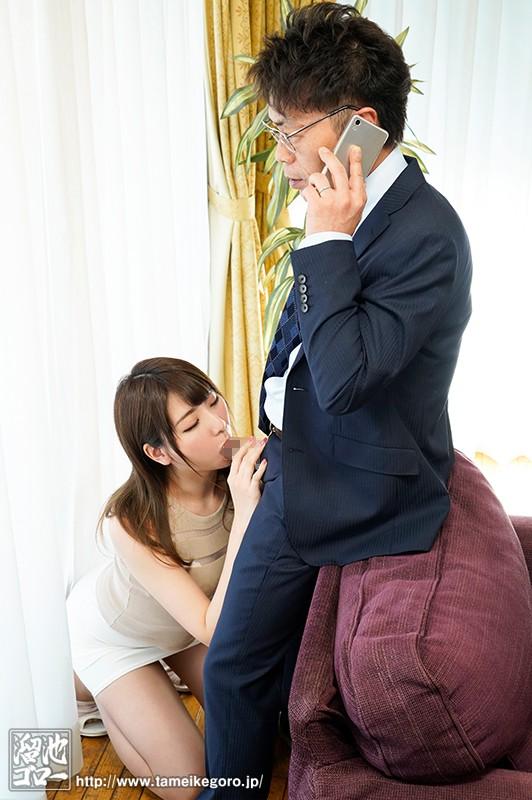 私、実は夫の上司に犯され続けてます… 加瀬ななほ 3枚目