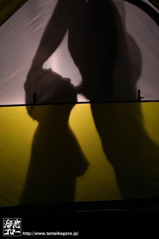 テントNTR 〜キャンプで夫の上司に脅迫されてテントの中で秘密をつくってしまった寝取られ話し〜 今井夏帆 キャプチャー画像 9枚目