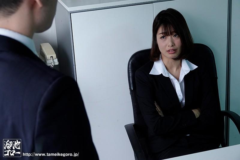 常に上から目線の女上司に出張先でもマウントをとられ見下し騎乗位で何度も中出しさせられた。 川上奈々美