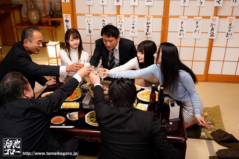忘年会NTR 〜一滴も酒が飲めない妻が上司のお酌を断りきれずに酔わされ中出しされた映像〜 松本いちか11
