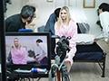 [MEYD-671] 「映像関係」というパート募集に応募して採用された会社はAVメーカー。ADとして働き始めたのにいつのまにか人妻女優としてAVデビュー リリー・ハート