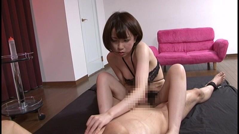 ザ☆淫語痴女 手コキ男犯 連射・男の潮吹き・尿道・亀頭・睾丸責め 画像8
