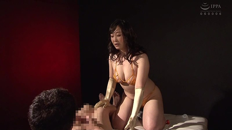 ザ☆サテン痴女 手コキ男犯 02 連射・男の潮吹き・亀頭ドライ・尿道・睾丸責め 画像3