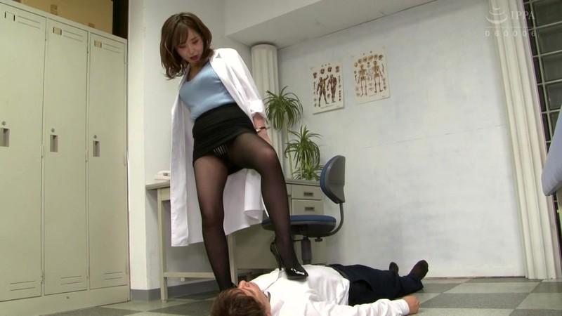 M男がみんな夢中になる保健室のアナル責め先生 七瀬もな
