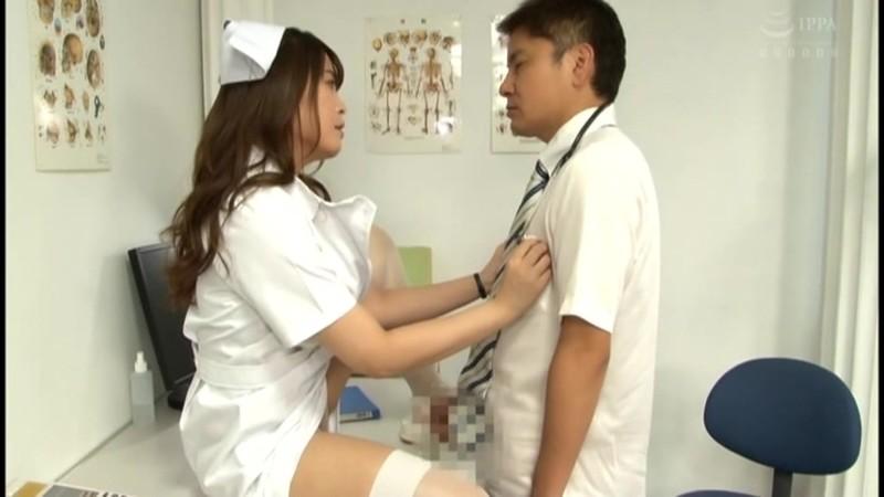 病院中の男のアナルを●す天才S痴女ナースがいるM性感クリニック 広瀬結香 画像2