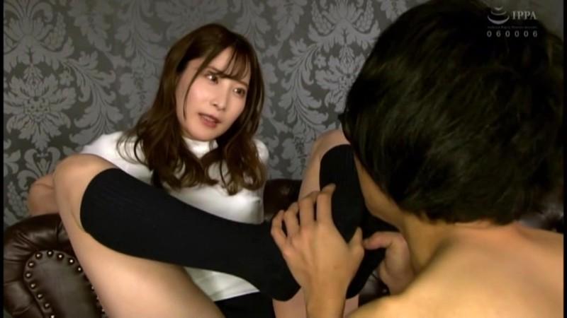 僕らの先生はM男のアナルをこねくり回してアヘ顔にさせるペニバン腰振り痴女だから大好きだ! 葉月桃 キャプチャー画像 13枚目