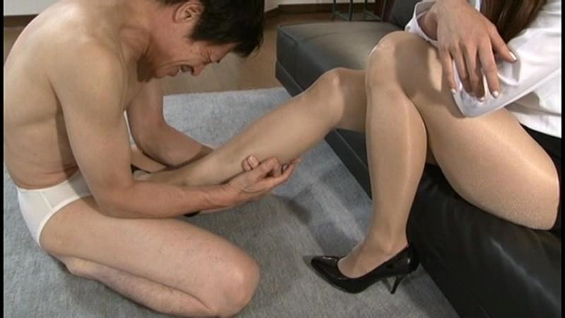 美脚痴女 ムレムレのパンスト足臭 広瀬奈々美 画像4