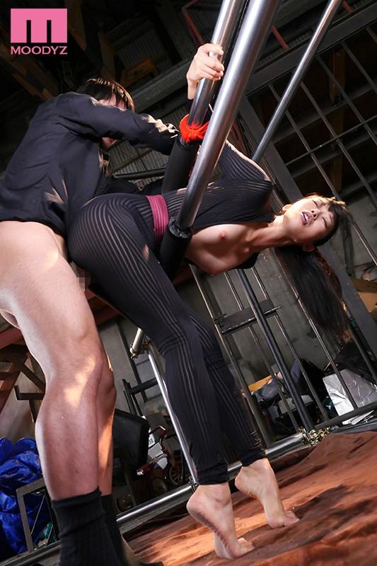 女捜査官BDSM媚薬拷問 輪●鬼イカせに絶叫抵抗!! 黒川すみれ