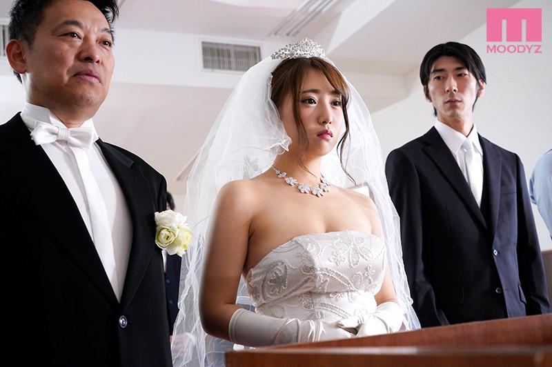 おれの最愛の妹が中年オヤジとの望まない結婚を強いられた 香坂紗梨のサンプル画像