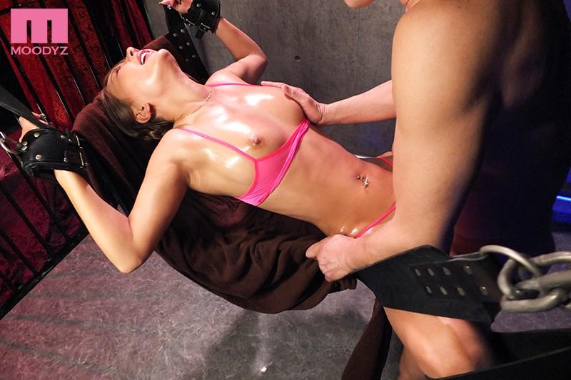 MIAA-082 Studio MOODYZ - Aphrodisiac Tied Up Oil Massage Making Cheeky Gal Cum In Confinement BDSM AIKA big image 7