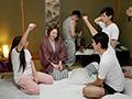 修学旅行の夜…王様ゲームで全裸にさせられ生徒にハメられまくった巨乳担任教師 田中ねね