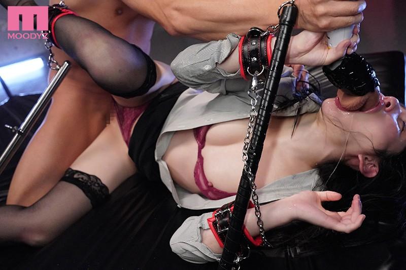 喉ボコ女教師イラマチオ監禁拷問ルーム 塩見彩 キャプチャー画像 9枚目