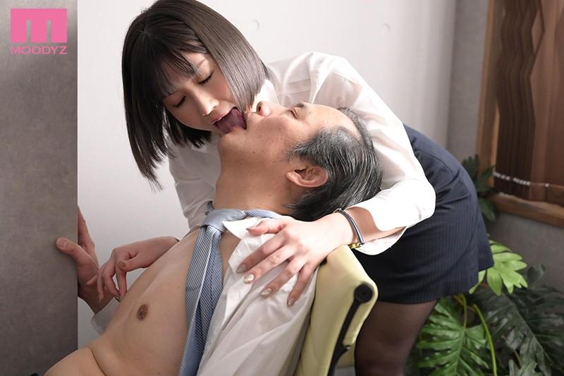 藤森里穂のベロキス乳首責め